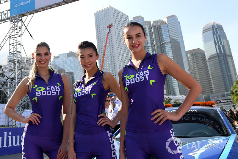 Chicas Fanboost