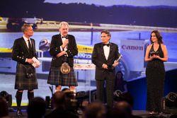 Nelson Piquet recibe un premio a la trayectoria de parte de Gordon Murray