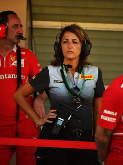 Pirelli engineer and Technical Director