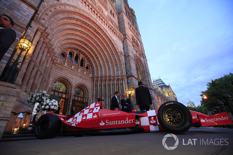 La fiesta de la Fórmula 1