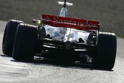 Lewis Hamilton McLaren MP4-22