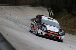 Фабрицио Фонтана и Симона Савастано, Ford Fiesta RS WRC
