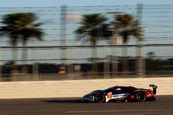 Автомобиль №66 команды Ford Performance Chip Ganassi Racing, Ford GT: Джой Хенд, Дирк Мюллер, Себаст
