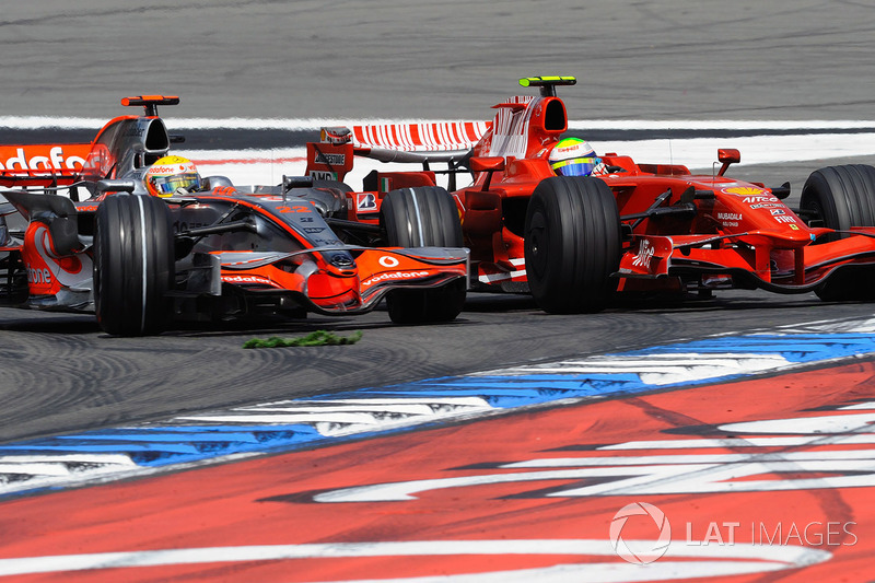 Massa ficou a um ponto do título de 2008, mas foi quem mais venceu provas na temporada: seis contra cinco do campeão, Lewis Hamilton.