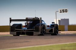SMP Racing Dallara BR1 LMP1 test