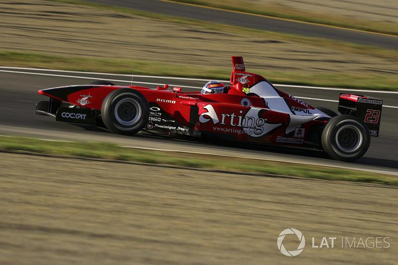 2005 Satoshi Motoyama, Team Impul