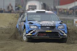 Luciano Cobbe, Ford Focus WRC