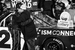 Johnny Sauter, GMS Racing, Chevrolet Silverado ISM Connect