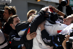Marco Wittmann, BMW Team RMG with the team