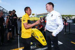 Alan Permane, director de operaciones en tierra Renault Sport Racing equipo de F1