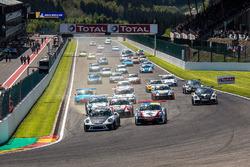 Start, Ayhancan Güven, Porsche 911 GT3, Attempto Racing