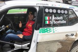 Fabrizio Andolfi, Skoda Fabia R5, Aci Team Italia,