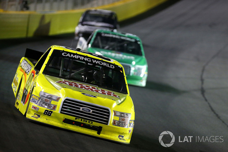 Matt Crafton, ThorSport Racing, Ford F-150 Mold Armor/Menards