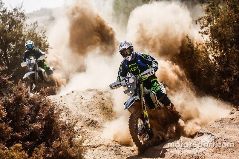 #81 Husquarna: Erik Mayol