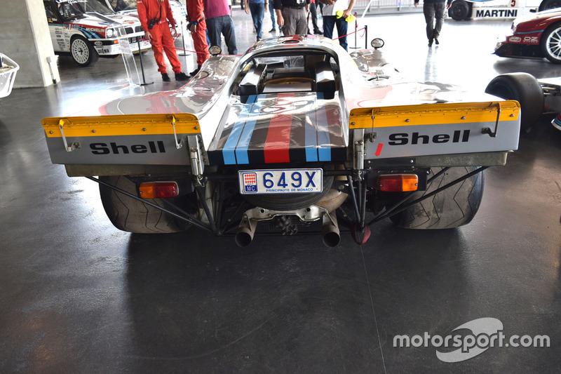Exhibición de Martini, Porsche 917
