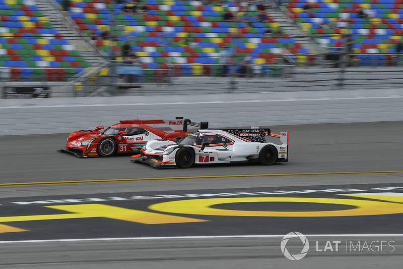 #31 Action Express Racing Cadillac DPi, P: Ерік Каррен, Майк Конвей, Стюарт Міддлтон, Феліпе Наср, #