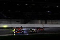 #75 SunEnergy1 Racing Mercedes AMG GT3, GTD: Mikael Grenier, Kenny Habul, Thomas Jäger, Maro Engel,
