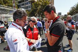 Alejandro Agag, Formula E CEO ve Vernon Kaye
