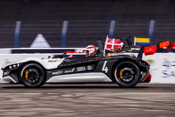 Tom Kristensen of Team Nordic driving the VUHL 05 ROC Edition