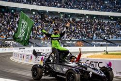 Yazeed Al-Rajhi en Ahmed Bin Khanen, Team Saudi Arabia