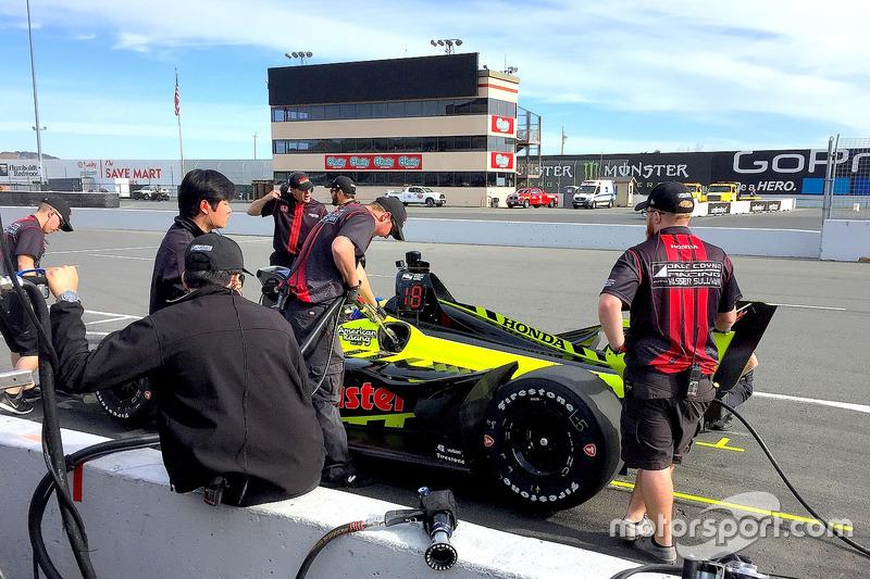 Себастьен Бурдэ, Dale Coyne Racing Honda