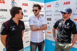 Jérôme d'Ambrosio, Dragon Racing con Daniel Abt, Audi Sport ABT Schaeffler, Nicolas Prost, Renault e