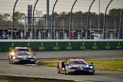 #66 Chip Ganassi Racing Ford GT, GTLM: Dirk Müller, Joey Hand, Sébastien Bourdais, #67 Chip Ganassi