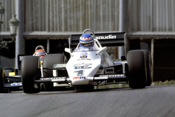 Keke Rosberg, Williams FW08C Ford