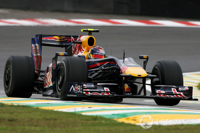 2009: Red-Bull-Renault RB5
