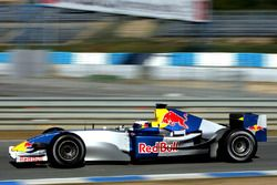 Christian Klien, Red Bull Racing