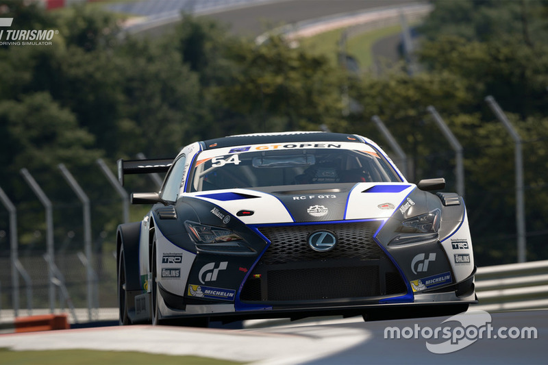 Lexus RC F GT3 (Emil Frey Racing) '17