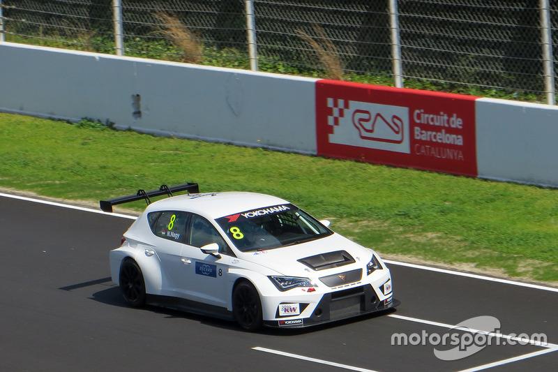 Zengö Motorsport – SEAT Léon Cupra TCR