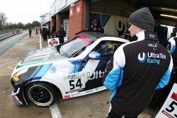 #54 UltraTek Racing Team RJN Nissan 370Z GT4: Stephen Johansen, Jesse Anttila