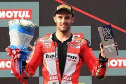 Podio: Xavi Fores, Barni Racing Team