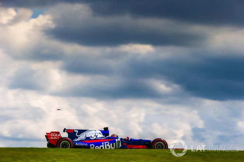 Brendon Hartley, Scuderia Toro Rosso STR12