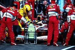 Пит-стоп: Ральф Шумахер, Williams FW21 Supertec