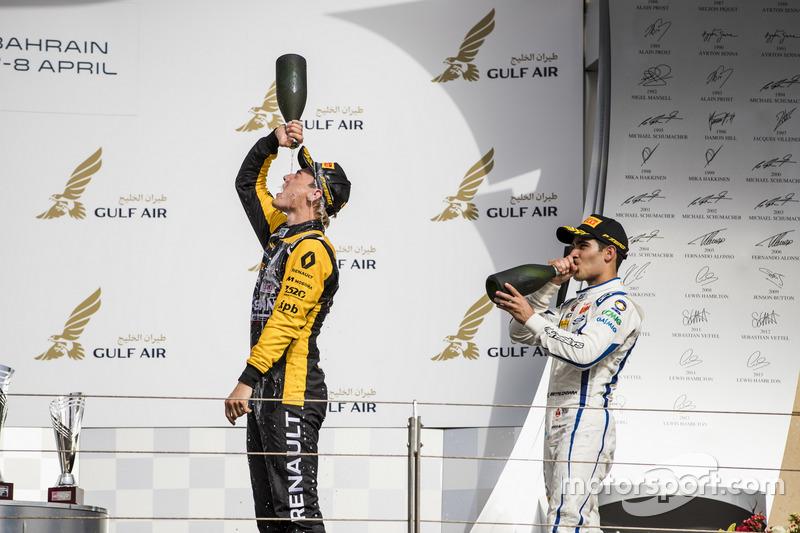 Формула 2, Бахрейн
