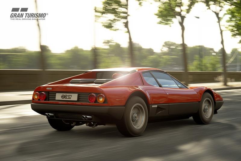 Ferrari 512 BB '76