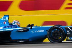 Alexander Albon, Renault e.Dams
