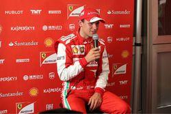 Davide Rigon, Test Driver Ferrari