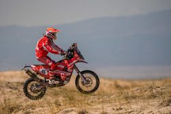 Иван Сервантес, Himoinsa Racing Team, KTM 450 Rally (№25)