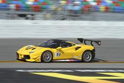 #93 Miller Motor Cars Ferrari 488: Osvaldo Gaio