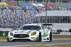 Йерун Блекемолен, Бен Китинг, Адам Христодулу, Лука Штольц, Riley Motorsports Mercedes AMG GT3 (№33)