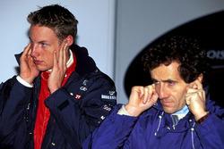 Дженсон Баттон, Alain Prost, Prost Grand Prix