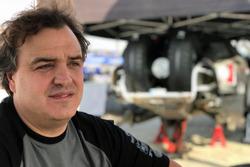 Óscar Fuertes, SsangYong Tivoli DKR