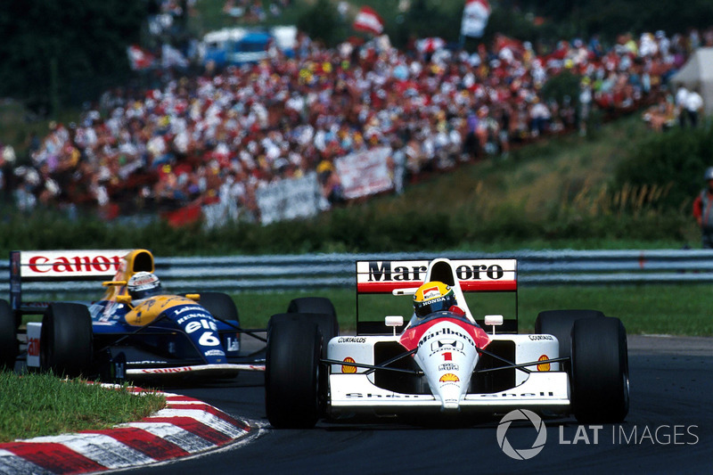 1991 Macaristan GP