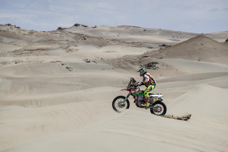 #11 KTM: Juan Salvatierra