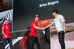 Tim Gajser en Brian Bogers, Team HRC