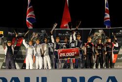 Podium: Winner #14 Emil Frey Lexus Racing Lexus RC F GT3: Christian Klien, Albert Costa, Marco Seefr