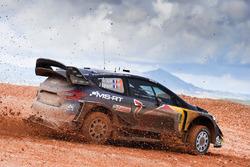 Себастьян Ож'є, Тьєррі Ньовілль, M-Sport Ford WRT Ford Fiesta WRC